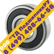 Подшипник шариковый 6006-2RS